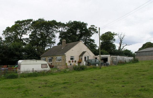 House. Streatlam Farm.