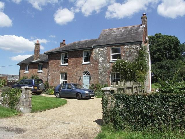 Hurn Court Farm House