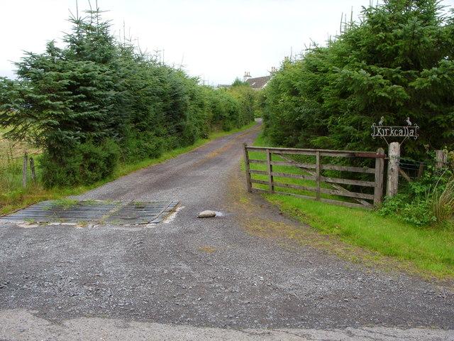 Kirkcalla Farm Road