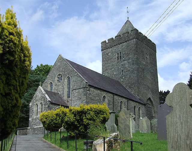 Eglwys Dewi Sant, Llanddewi-Brefi, Ceredigion