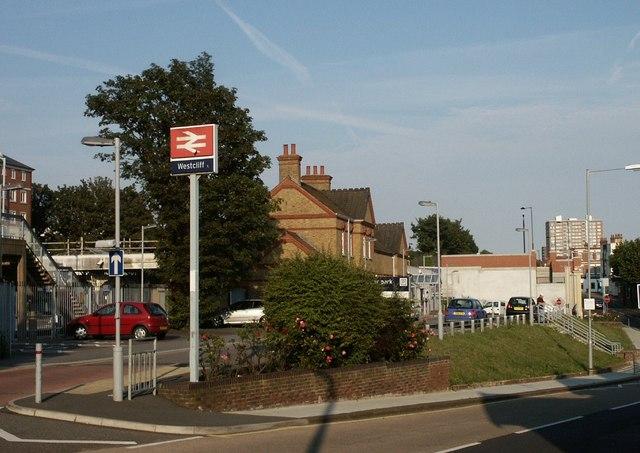 Westcliff Railway Station