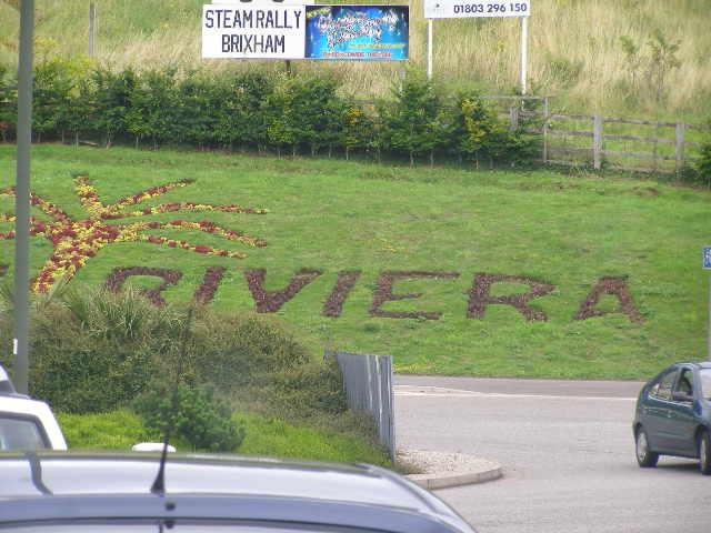 English Riviera Display