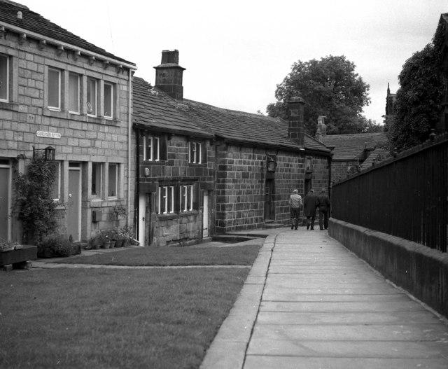 Churchyard Bottom, Heptonstall