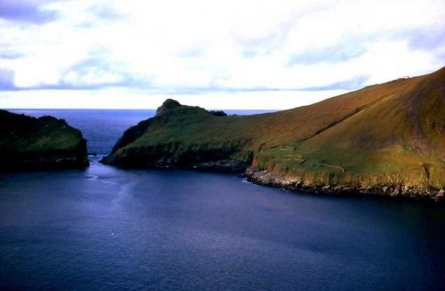 Hirta and Dun, St Kilda