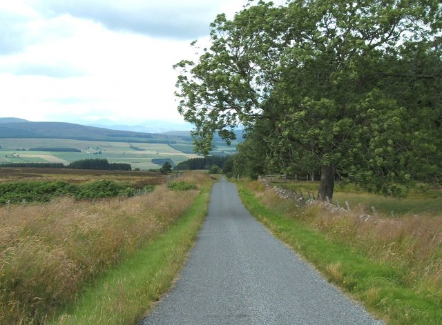 Minor Road to Greenloaning