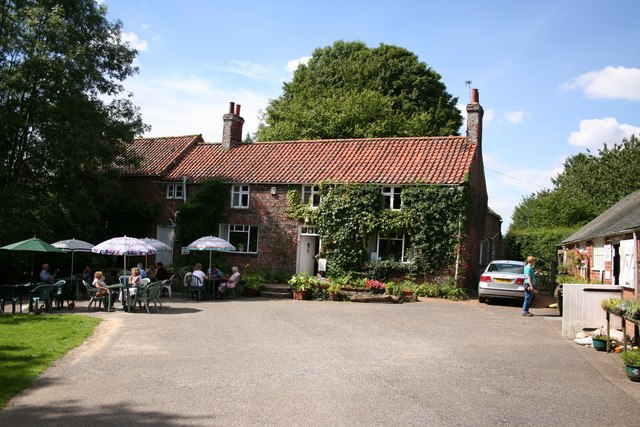 Stockwith Mill House