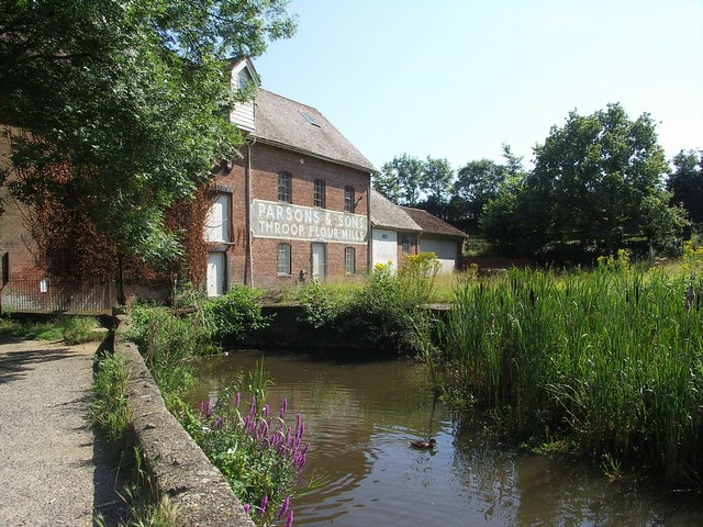 The Flour Mill at Throop