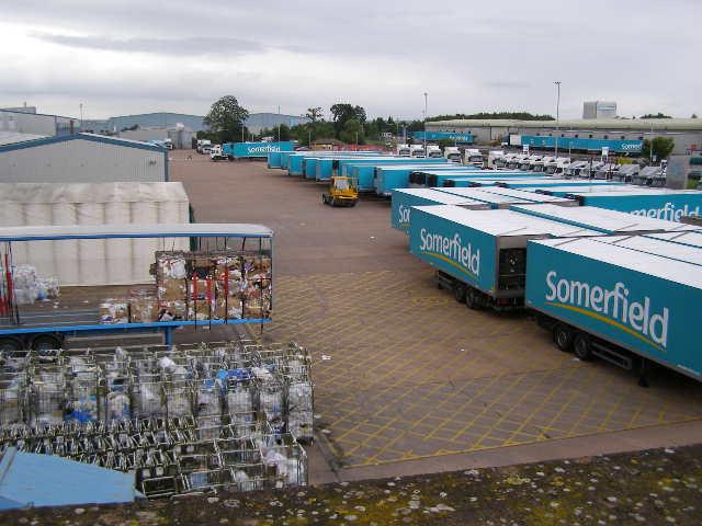 Somerfield Distribution Depot