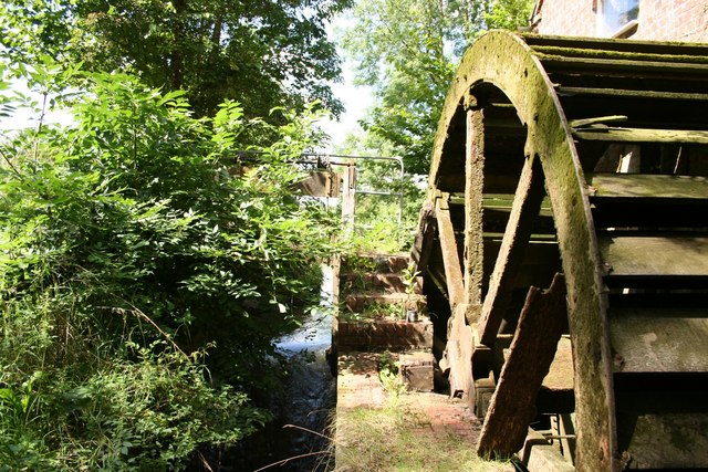 Stockwith Mill Wheel