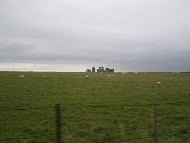 Stonehenge from the A303(T)