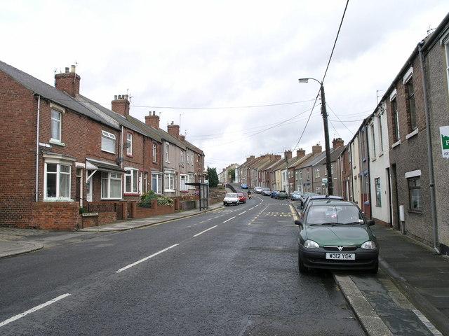 Chilton Lane.