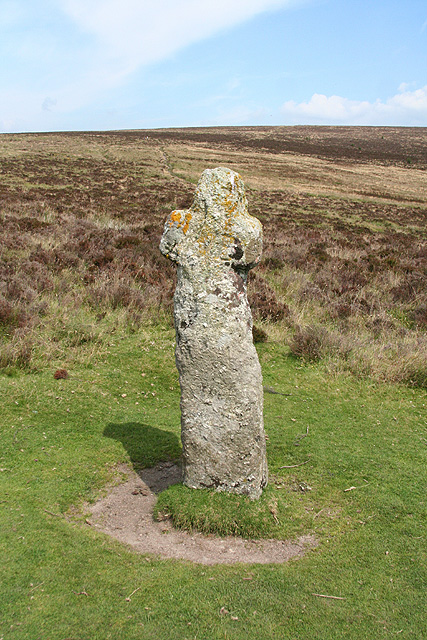 North Bovey: Bennett's Cross