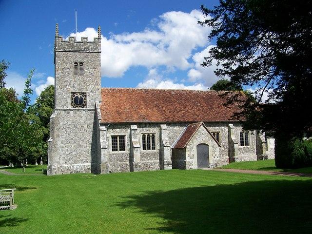 St Lawrence Church, Stratford-sub-Castle