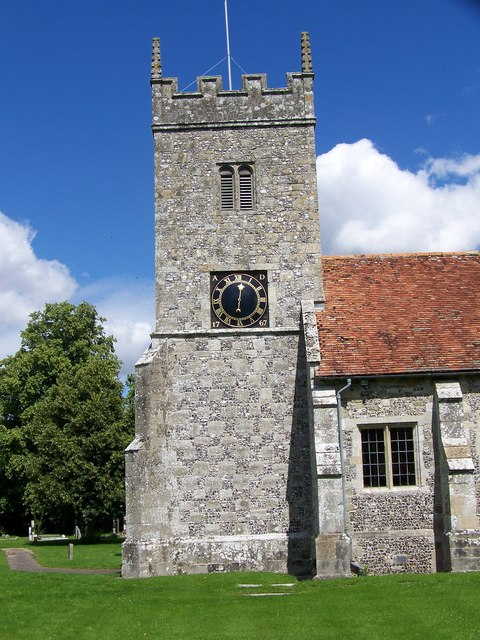 St Lawrence Church, Stratford-sub-Castle - Tower