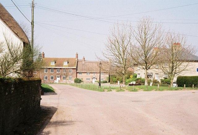 Holdenhurst: village green
