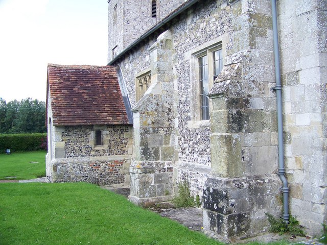 St Lawrence Church, Stratford-sub-Castle - Detail