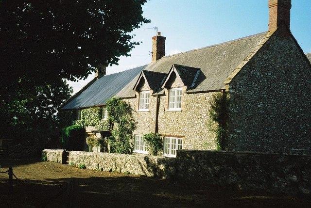 Holditch: farmhouse