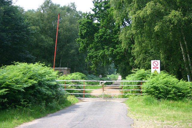 Road to Tottington