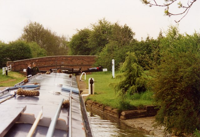 Bridge 150 & Broadmoor Lock Oxford Canal