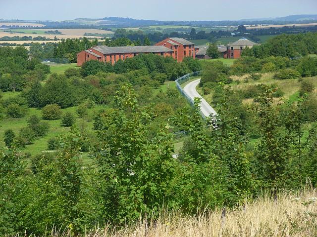 Barracks, Winterbourne Gunner