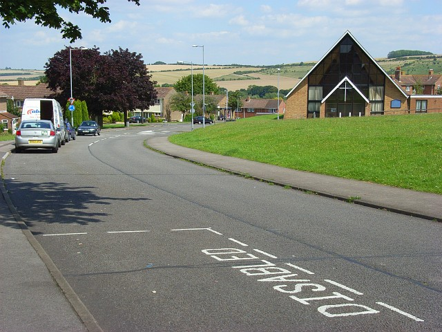 Bishopdown Road, Bishopdown