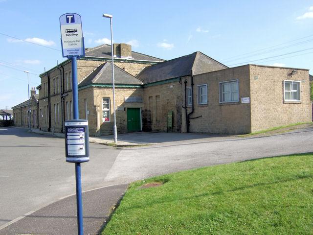 Penistone - Former Railway Station Buildings