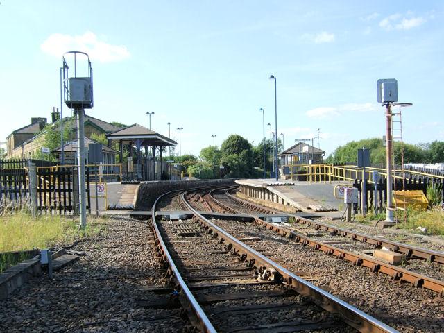 Penistone - Railway Station