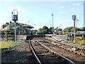 SE2503 : Penistone - Railway Station by David Ward