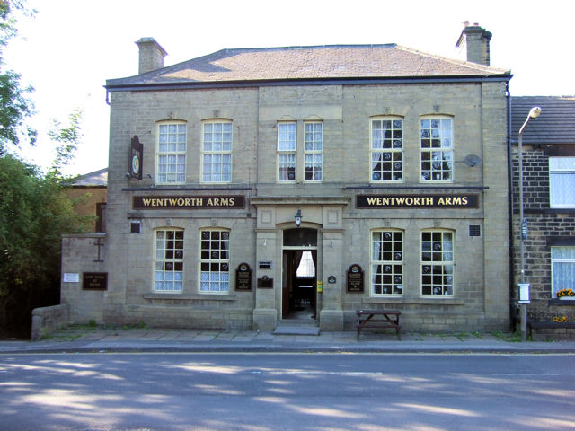 Penistone - Wentworth Arms, Sheffield Road