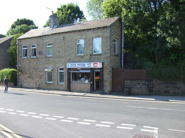 Penistone - Fish and Chip Shop, Sheffield Road