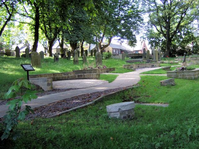 Penistone - St John's Gardens