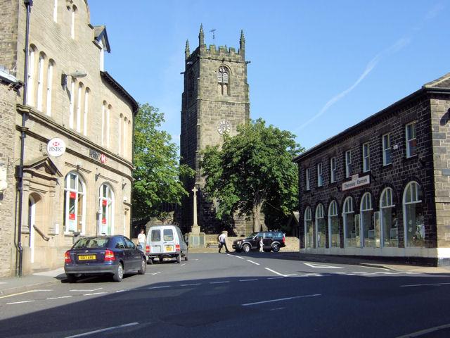 St John the Baptist Church, Penistone