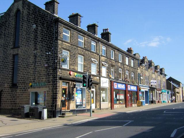 Penistone - Market Street