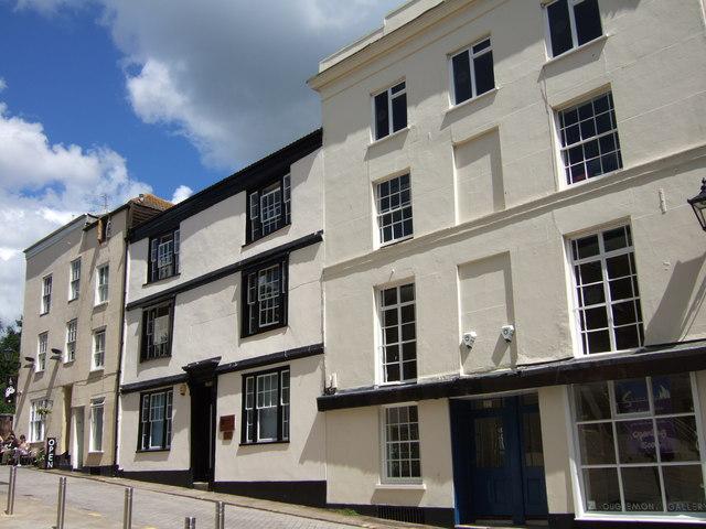 Castle Street, Exeter