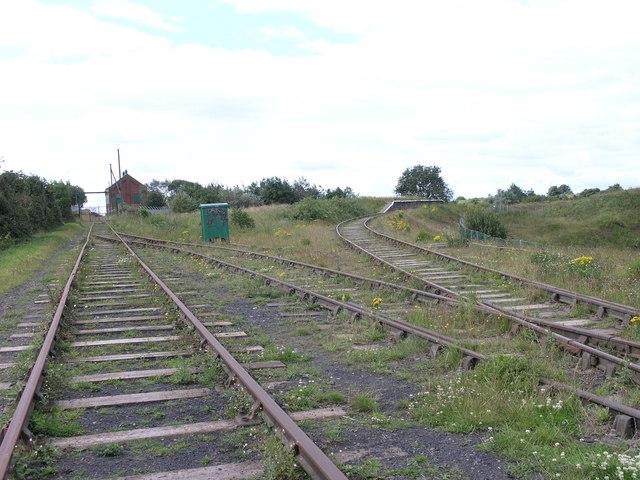 Bowes Railway. Springwell Village.
