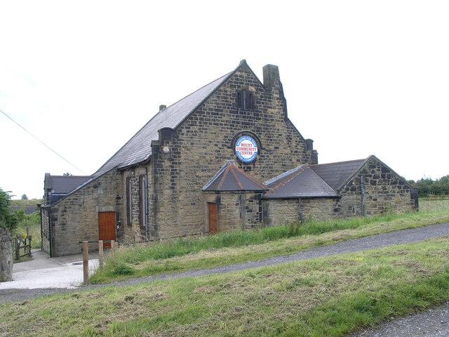 Community Centre. Eighton Banks.