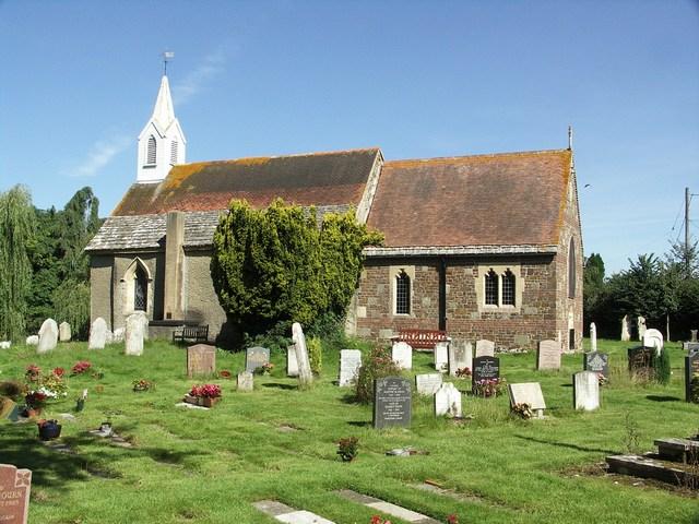 All Saints Church, West Parley