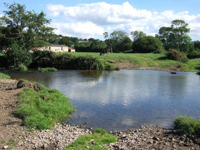 River Isle at Winterhay Farm