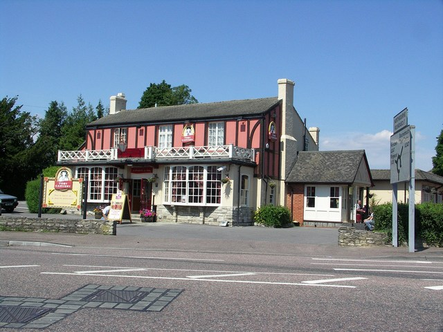 Toby Carvery, Ensbury