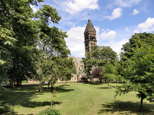 St George's Church - Jesmond
