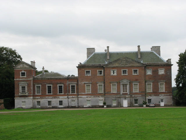 Wolterton Hall - north facade