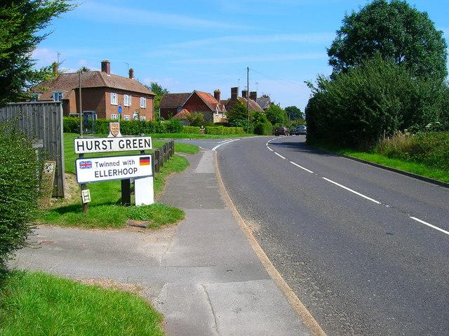 Station Road, Hurst Green