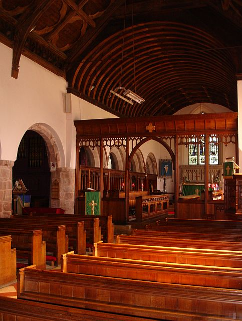 St Michael and All Angels - Interior