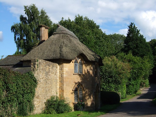 West Lodge, Dillington Park