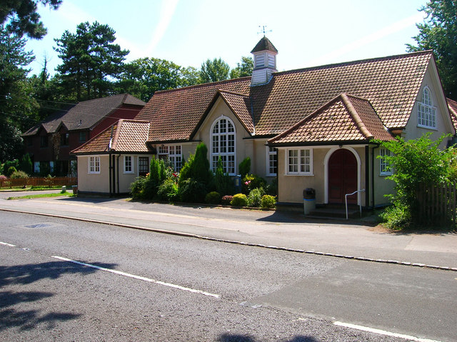Village Hall, Station Road