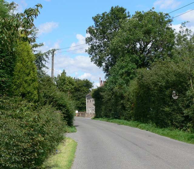 Broad Lane, Leicestershire