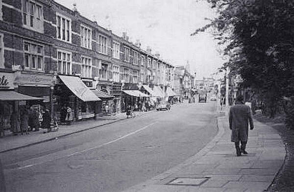 Enfield Church Street 1960