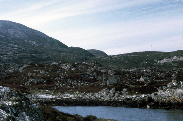 Lingreabhagh Bay Taken June1975