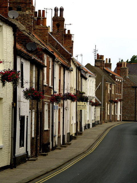 Assorted Souttergate Housing
