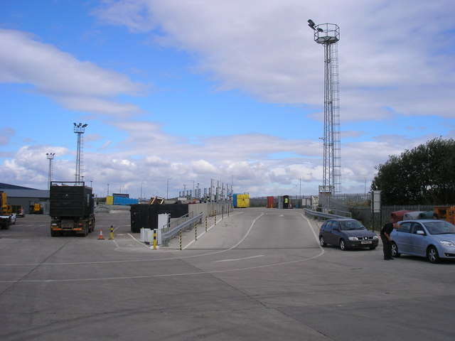Seafield Recycling Centre